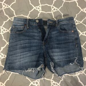 Aeropostale High Waisted Shortie Size 2